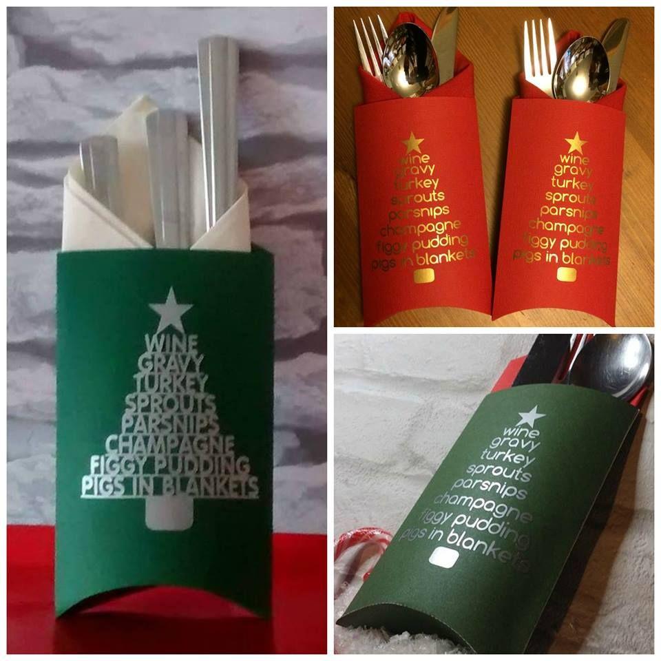 Cutlery & Napkin Holder