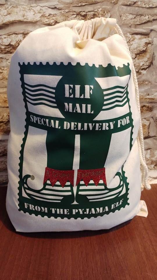 Elf Mail Topper (Long)