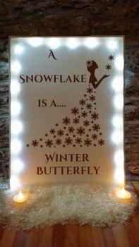 Snowflake Dress Cutting File