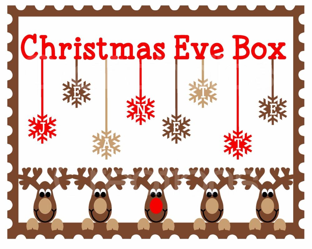 5 Designs Suitable For Christmas Eve Boxes