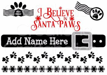 Design a Santa Sack for Pets