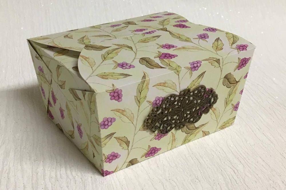 Takeaway Style Box