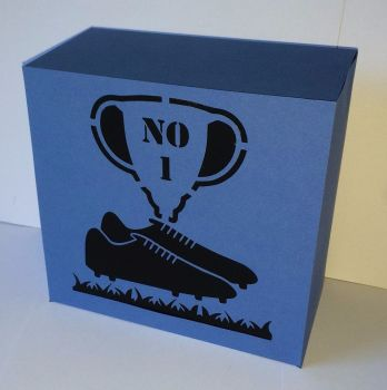 Football Trophy Light Box / Gift Box