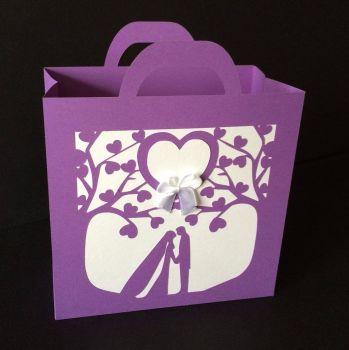 Wedding Trees Gift Bag