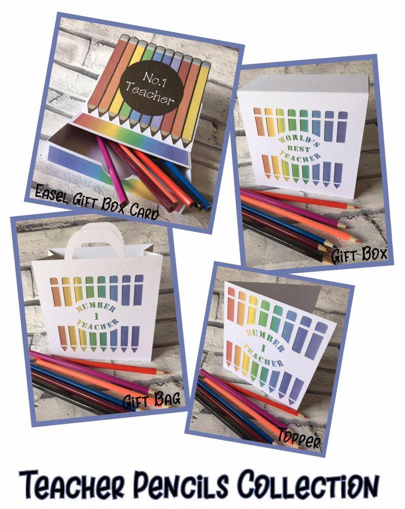 Teacher's Pencil Collection