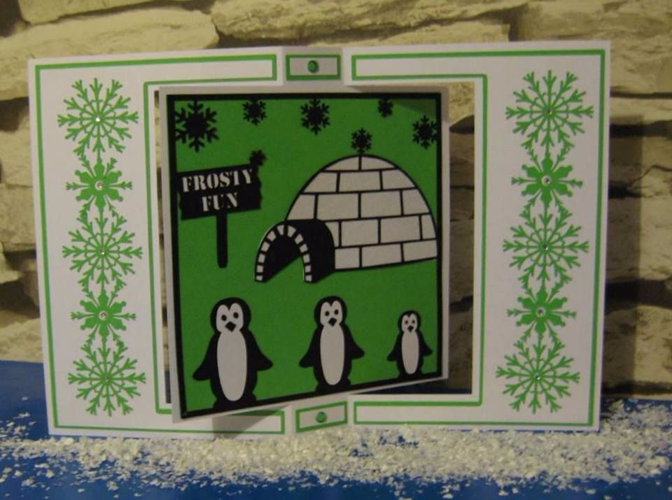 Family of 3 Penguins Collection