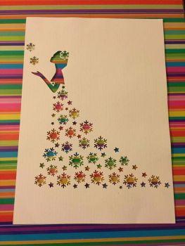 Snowflake Dress