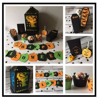 Halloween Party Kit