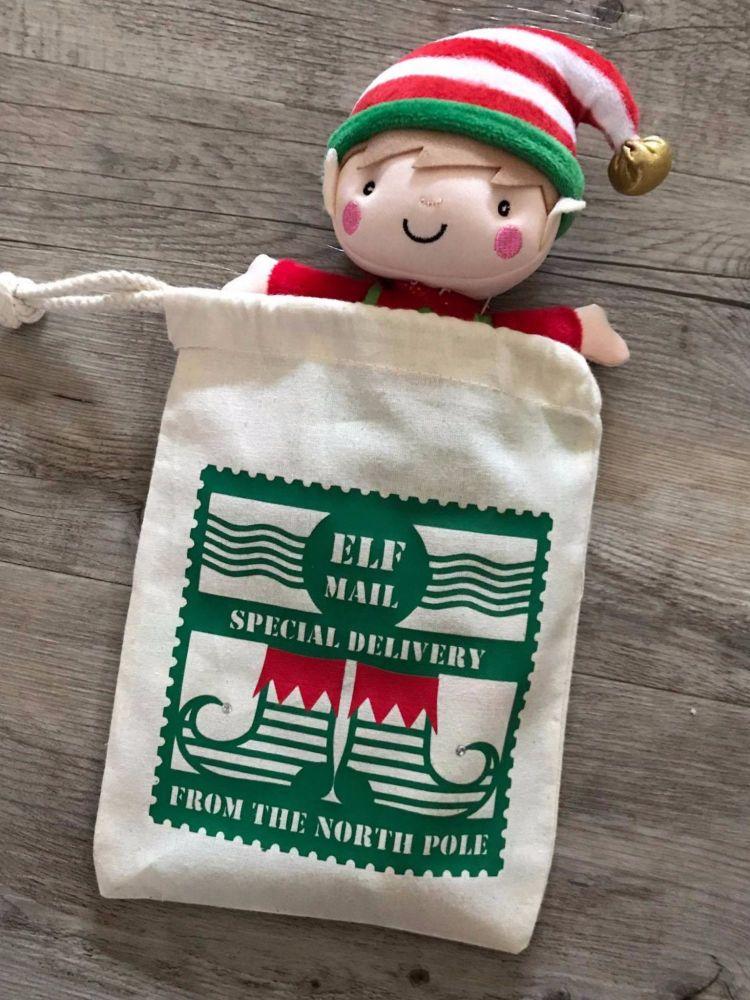 Elf Mail Topper