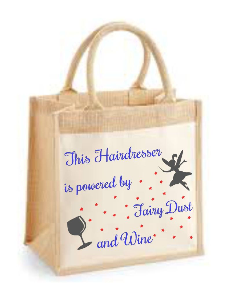 Powered By Fairy Dust & Wine