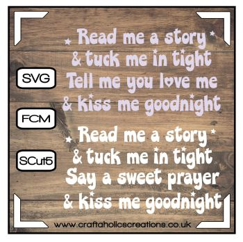 Read Me a Story..... 2 versions