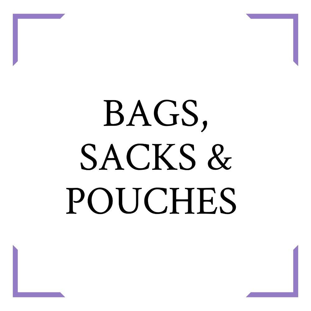 Bags, Sacks & Pouches