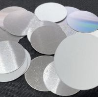 Pk 10 SUBLIMATION DISCS - 9 different sizes available...18mm - 70mm