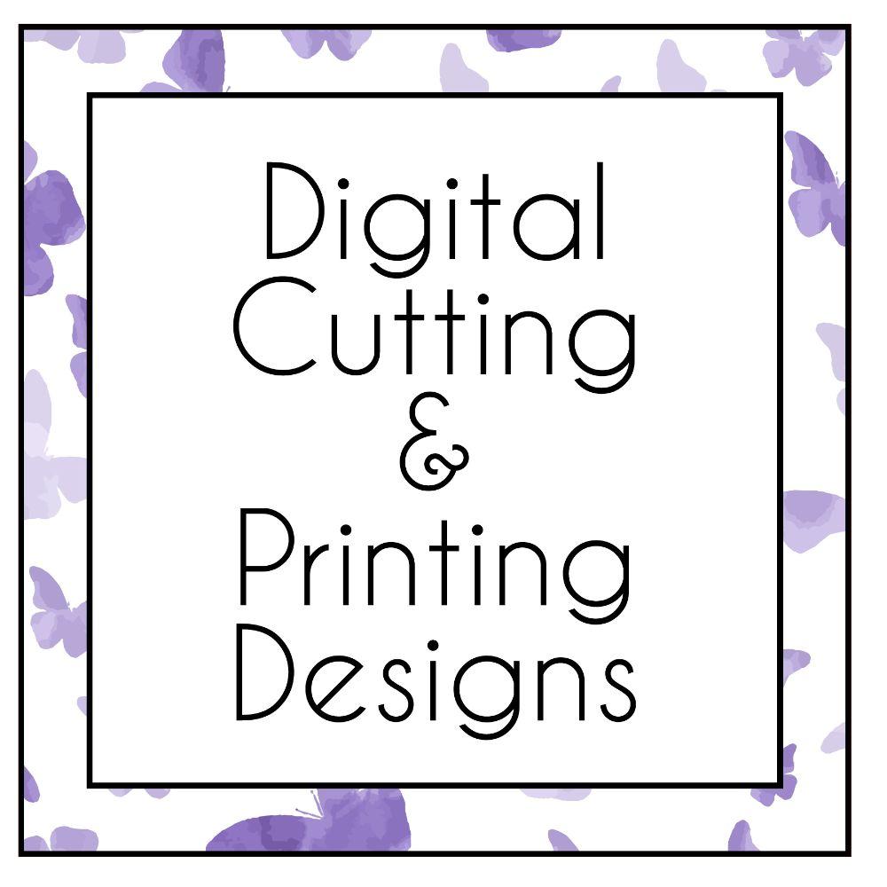 Digital Cutting & Printing Files