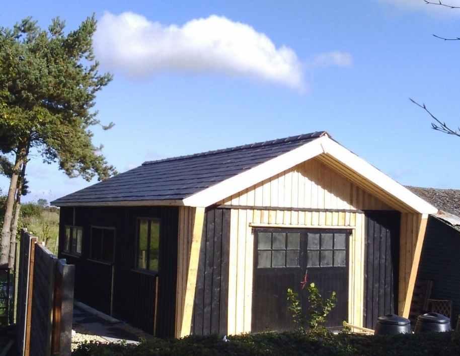 bespoke garage &workshop