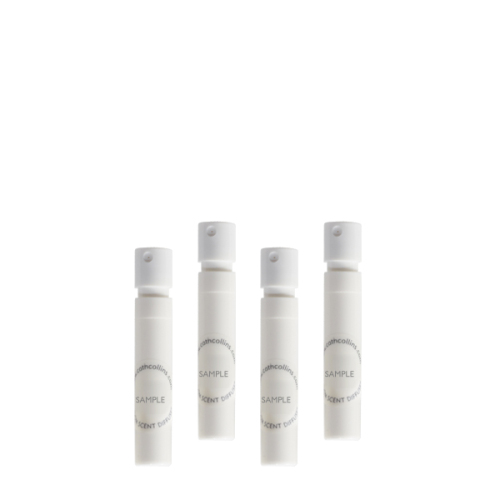 Eau De Toilette Four Mini Spray Samples Floral