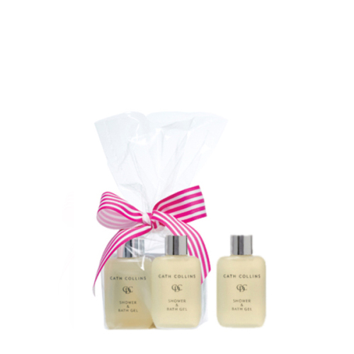 Three Little Shower Gels Present Bag