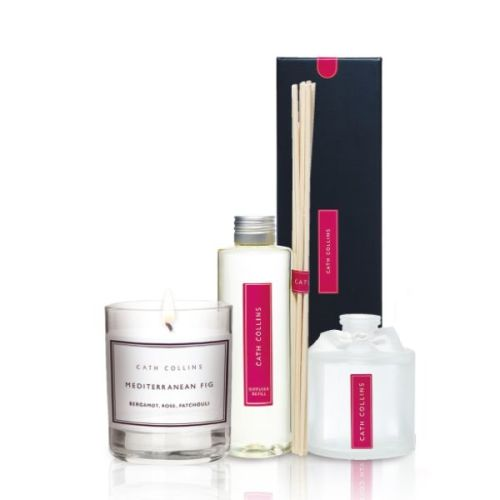Mediterrranean Fig Scent Diffuser and Candle (20cl) Exclusive