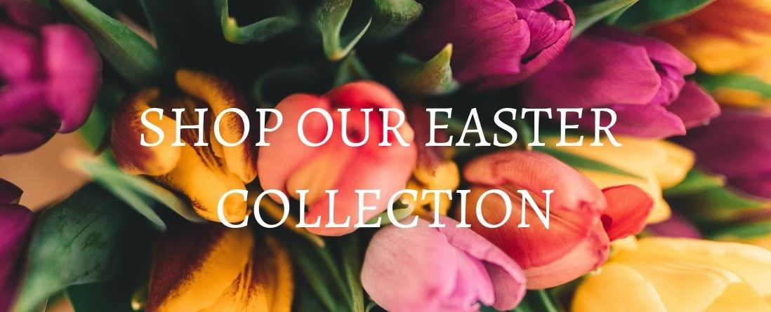 Shop our easter banner