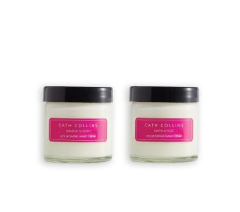 NEW Daphne Rose & Orange Flower Hand Cream Gift Set
