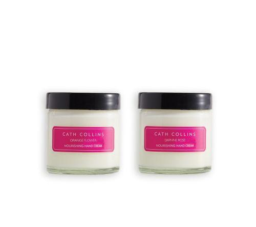 Daphne Rose & Orange Flower Hand Cream Gift Set
