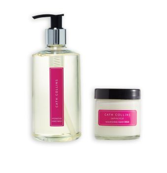 NEW Daphne Rose Hand Wash & Hand Cream Gift Set