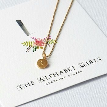 gold-engraved-initial-disc-necklaces
