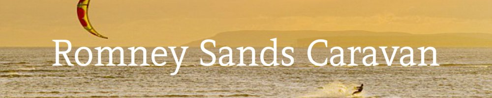 Romney-Sands-Caravan.co.uk, site logo.