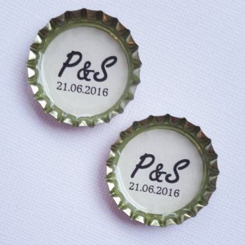 Save The Date, Wedding Announcement, Unique magnet keepsakes, **1 free with every 10 ordered**