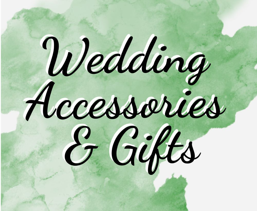 Wedding Accessories & Gifts for the New Couple