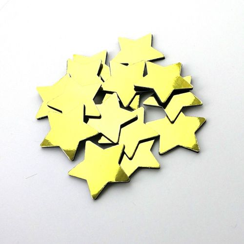 20 x Golden Stars, Reward Chart Magnets,
