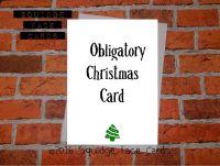 Obligatory Christmas Card