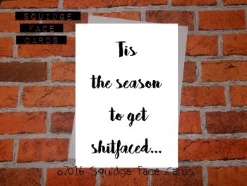 Tis the season to get shitfaced