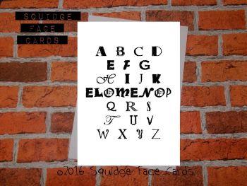 A B C D E F G H I J K ELOMENOP Q R S T U V W X Y Z