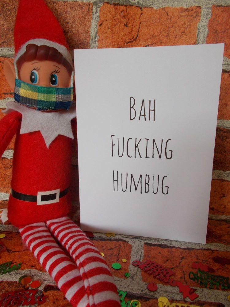 Bah Fucking Humbug