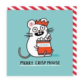 Merry Crispmouse