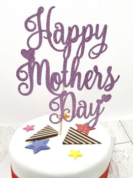 Happy Mother's day cake topper