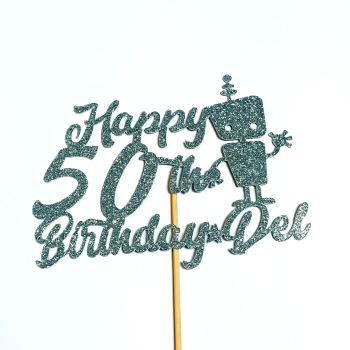 Cake toppers: Any Wording