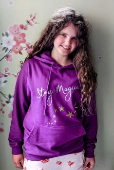 Stay magical Young adult hoodie