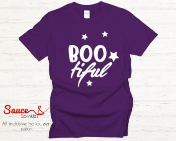 BOOtiful and FaBOOlous Tee - Various colours and designs,  click for more