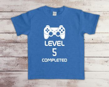 Level (age) Completed