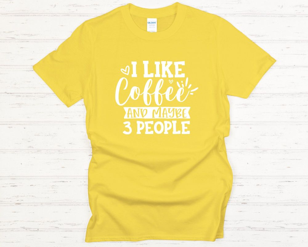 Running on coffee and chaos ladies tee