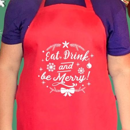 Eat drink and be merry!