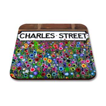 """""""Charles St, Hoole"""" Coaster"""