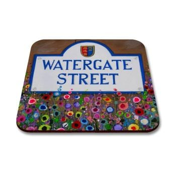 """Watergate St"" Coaster"