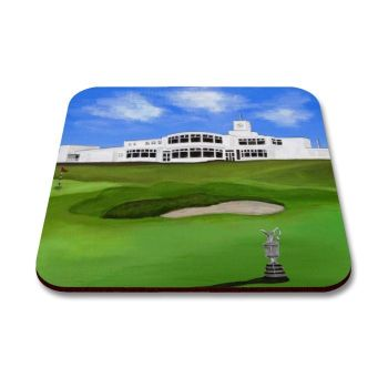 """Royal Birkdale Trophy"" Coaster"