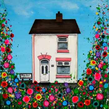 """Ringo's Childhood Home Print"" From £10"