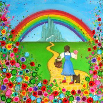"""Dorothy and Toto Print"" From £10"