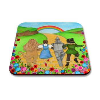 """Dorothy and Friends"" Coaster"