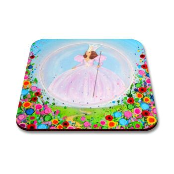 """Glinda the Good Witch"" Coaster"